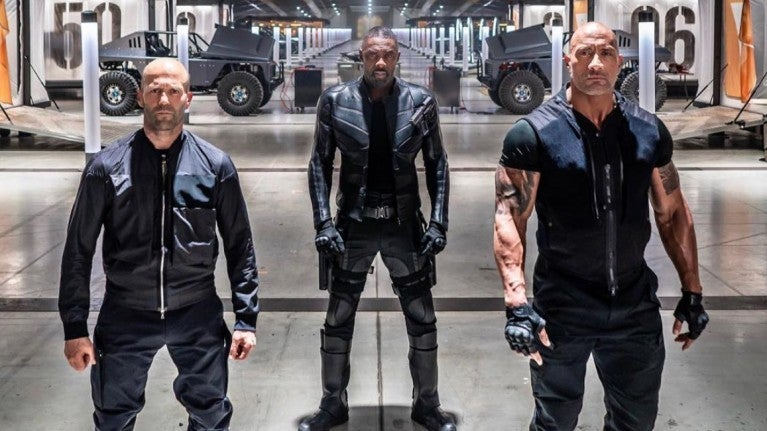 Fast Furious Hobbs and Shaw