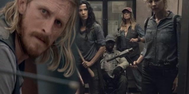 Fear the Walking Dead cast Dwight comicbookcom