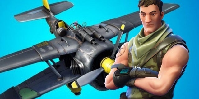 Next 'Fortnite' Update Has Huge Changes for Ziplines, Planes, and RPGs