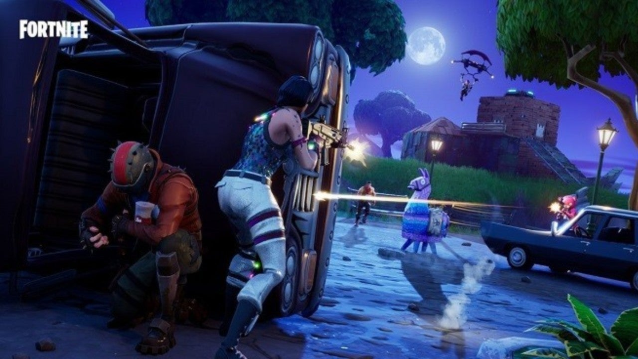 Fortnite Brings Back Team Rumble And Unvaulted Limited Time Modes