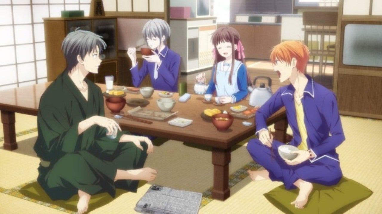 'Fruits Basket' Reboot Reveals United States Theater Dates