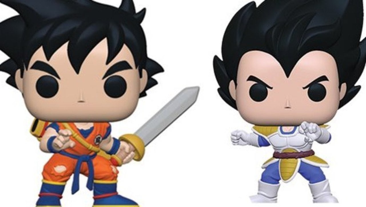 7e1cd9e6e90 'Dragon Ball Z' Powers Up London Toy Fair With New Funko Pop Figures