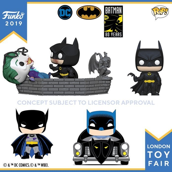 120e24a2cc0 Funko s Batman 80th Anniversary Pop Figures Are Live