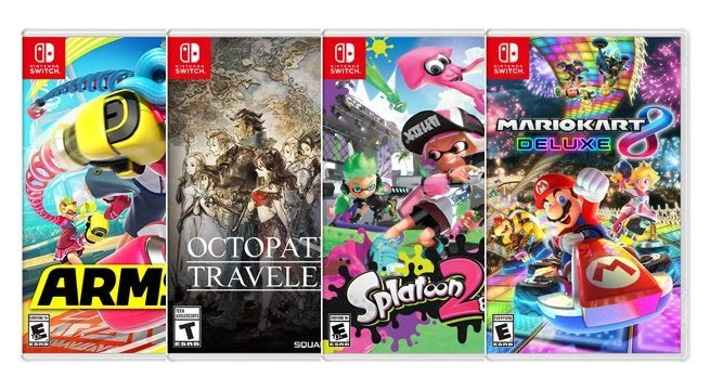 Save 30% on Essential Nintendo Switch Game Downloads