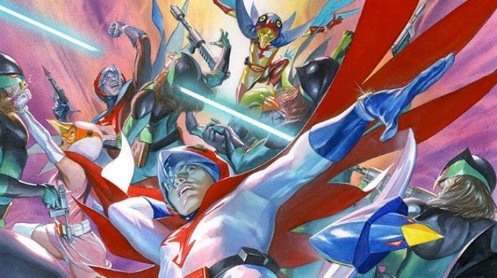 Gatchaman-Alex-Ross