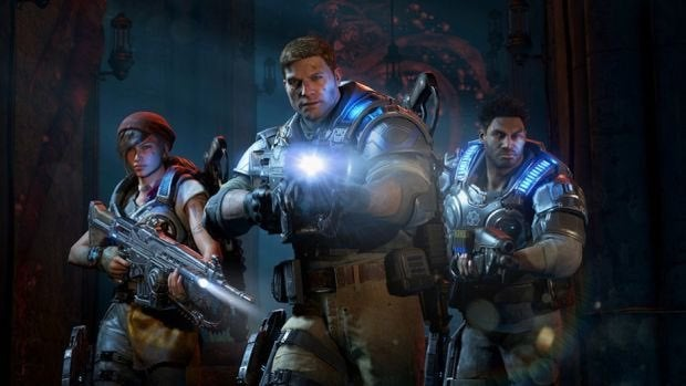 'Gears of War 4' Will Be Free To Play This Weekend On Xbox One