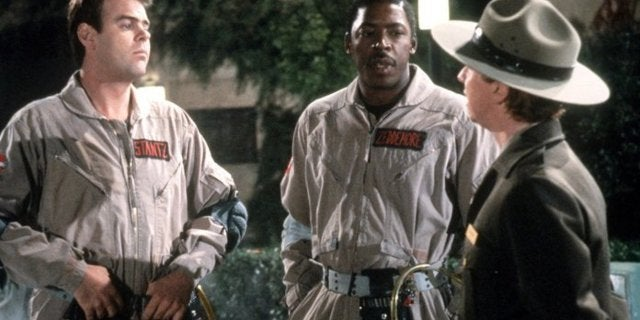 'Ghostbusters' Sequel: Ernie Hudson Confirms He's Spoken To Director
