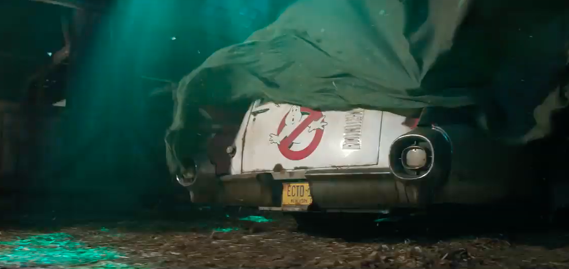 Ghostbusters (2020) Teaser Trailer screen capture
