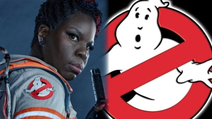 Ghostbusters 3 Leslie Jones comicbookcom