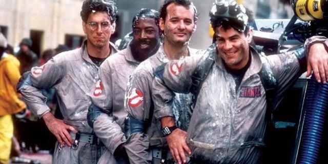 Ghostbusters 3 Original Cast Reactions