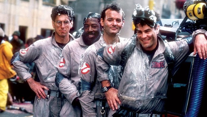 Ghostbusters 3 Original Cast Reactions