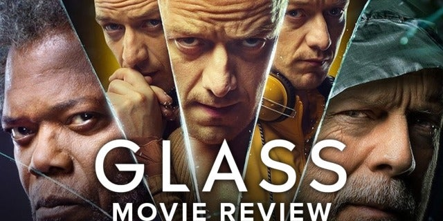 GLASS - ComicBook Movie Review screen capture
