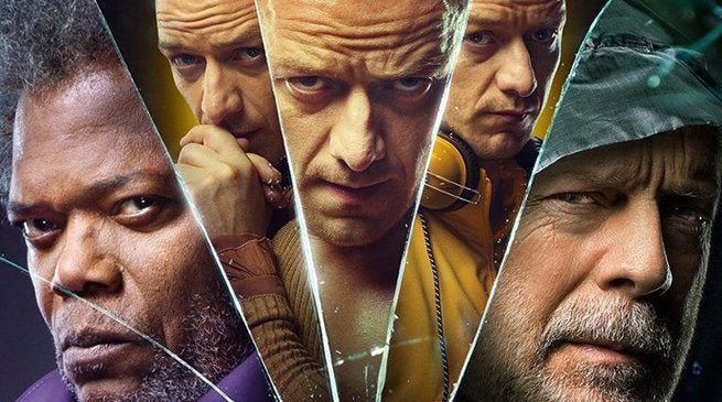 Glass Movie reviews first reactions