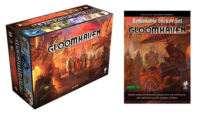 If You Love 'Dungeons Dragons', You'll Love This Deal on 'Gloomhaven'