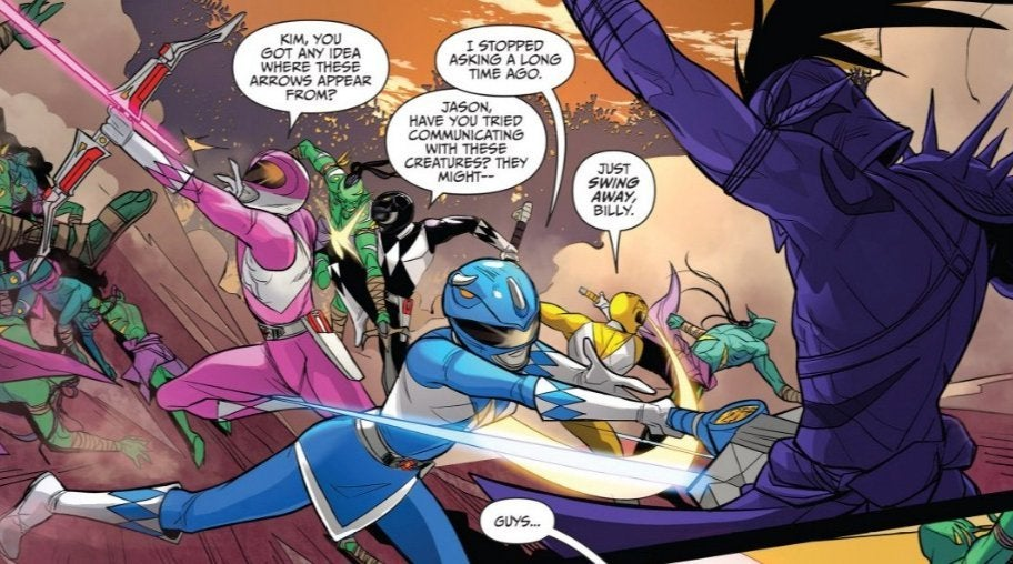 Go-Go-Power-Rangers-16-Where-Do-The-Arrows-Come-From