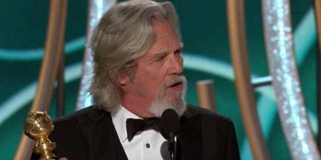 Golden Globes Jeff Bridges