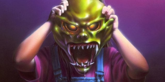 goosebumps the haunted mask r l stine