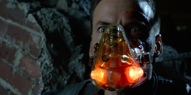 gotham shane west bane mask