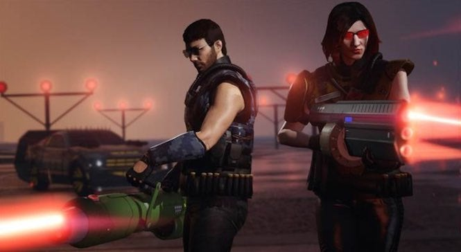 Grand Theft Auto Online' Update Brings New Weapons