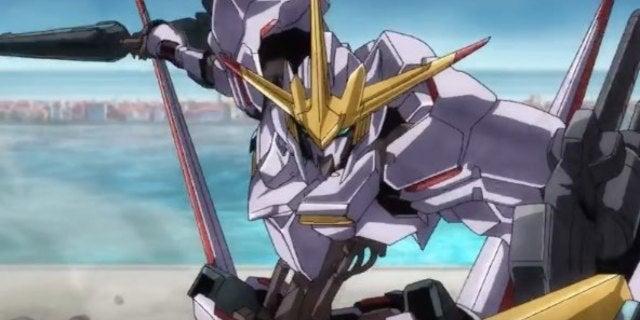 gundam anime urs hunt
