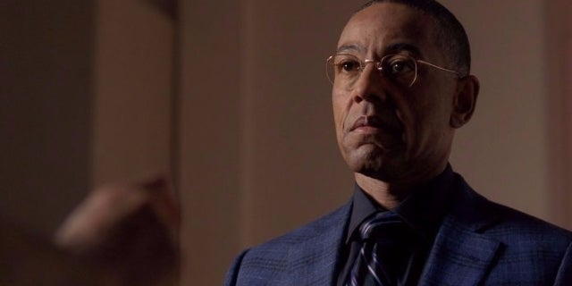 Giancarlo Esposito Celebrates 'Breaking Bad's Anniversary With Scary Photo