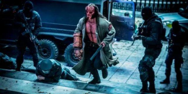 Hellboy Mark Rogers