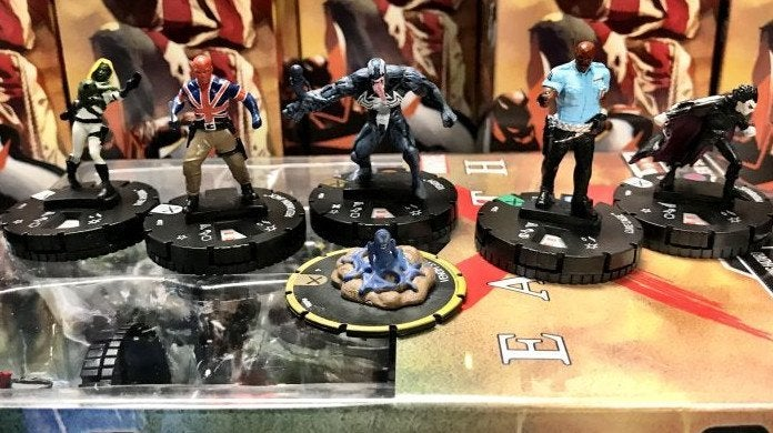 HeroClix Earth X Marvel