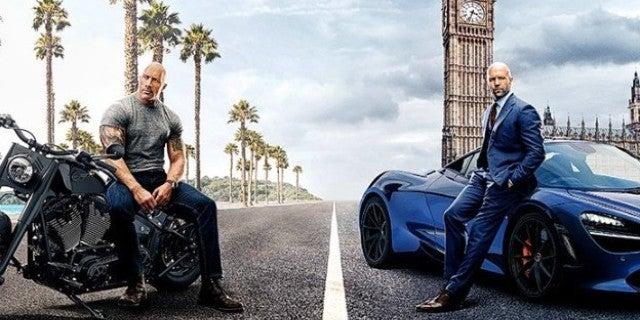 Vehicle Coordinator Alex King Talks Cars, Characters, and CGI in Hobbs & Shaw