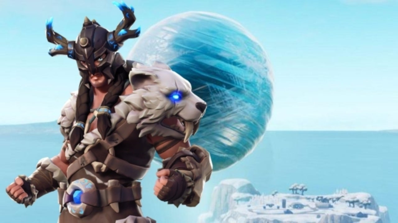 Fortnite Pop Figures Ice King V Bucks Generator Epic Games