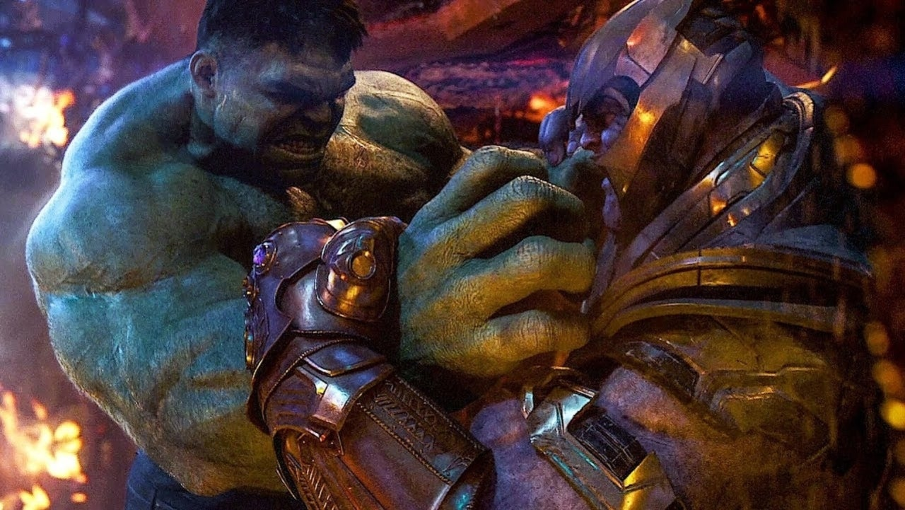 'Avengers: Infinity War' Theory Thinks Thanos Purposefully Defeated Hulk First