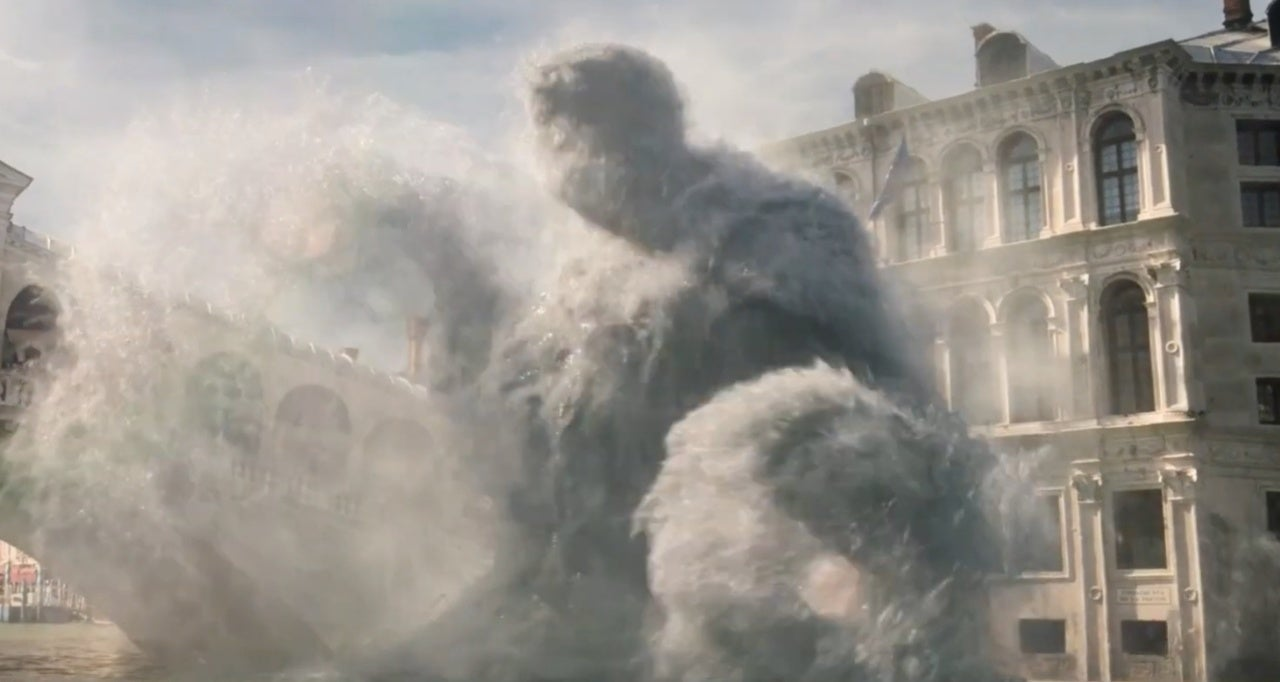 Spider-Man: Far From Home Hydro-Man Concept Art Reveals a Very Different Look