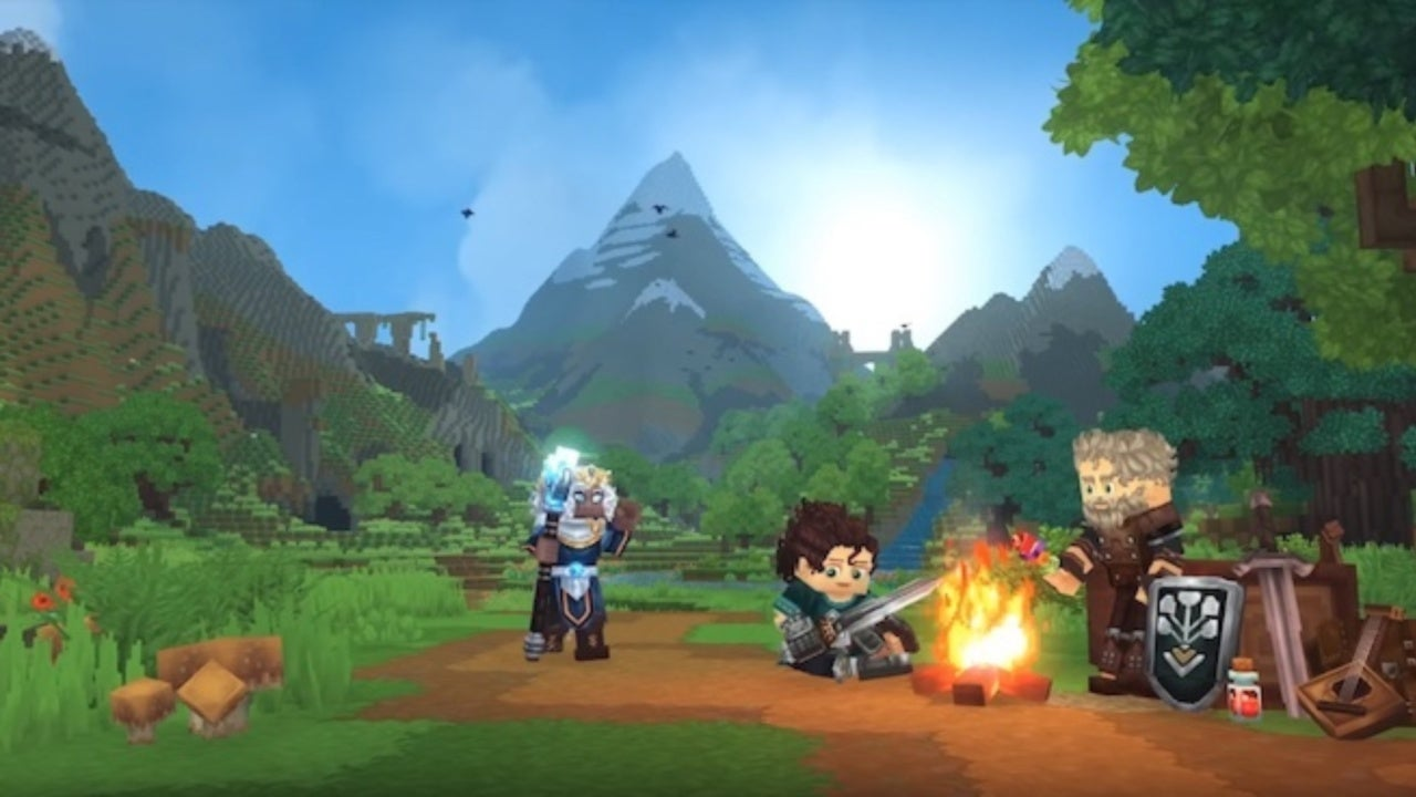 First Trailer of 'Minecraft' Inspired Game 'Hytale' Has 31 Million ...