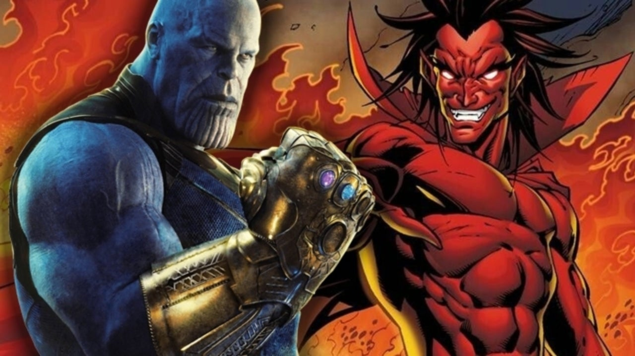 Complex 'Avengers: Endgame' Theory Argues That Mephisto Is The Real