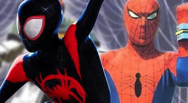 'Into the Spider-Verse' Confirms Japanese Spider-Man Easter Egg