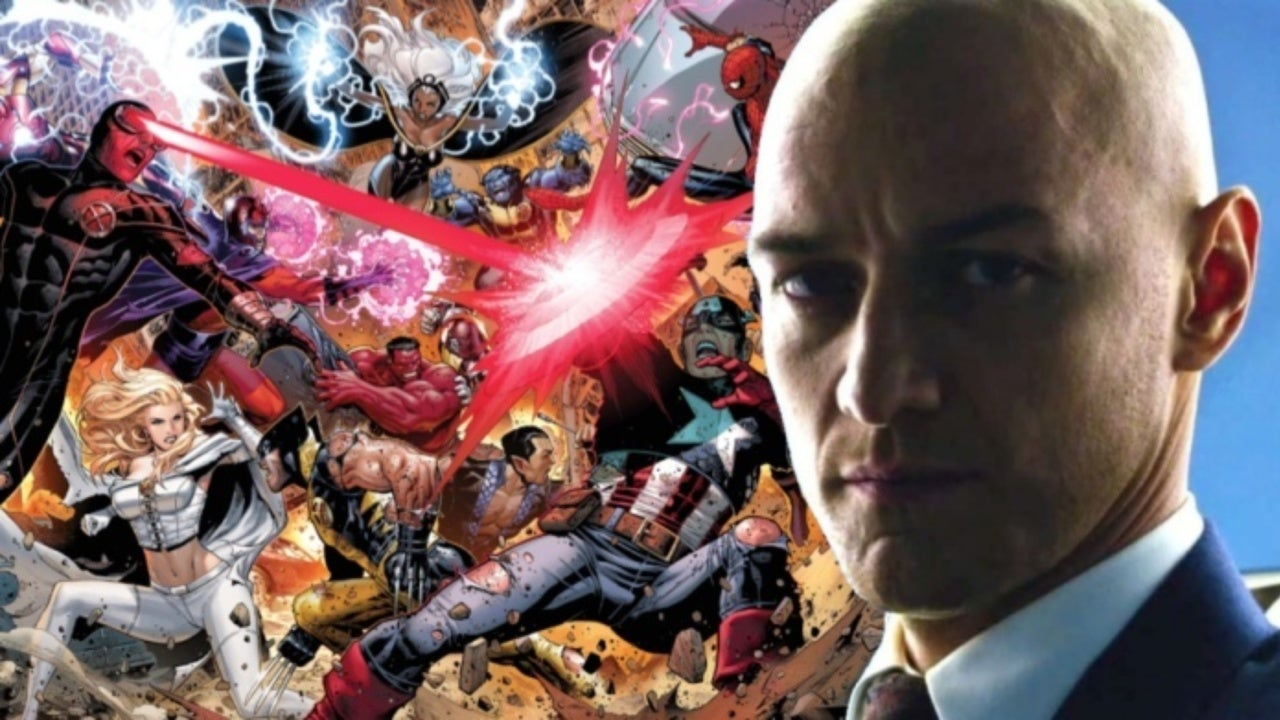 James McAvoy Thinks Marvel and Disney Will Do Something New
