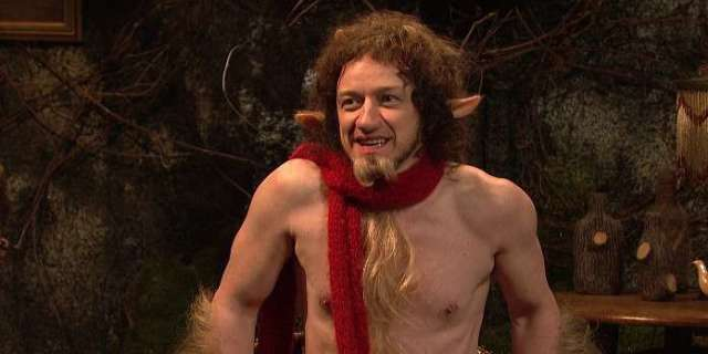 James McAvoy Reprises His 'Narnia' Role as Mr. Tumnus in ...