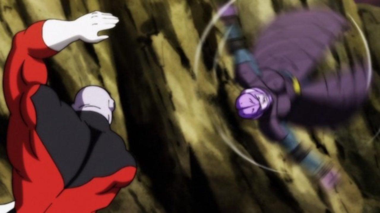 Dragon Ball Super Toonami Preview Teases Hit vs. Jiren