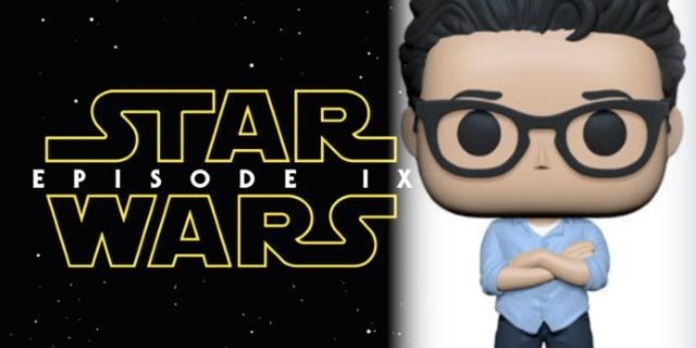 JJ Abrams Funko Pop Star Wars