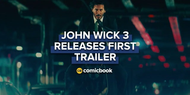 John Wick 3 Releases First Trailer screen capture