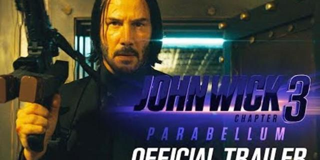 John Wick: Chapter 3 - Parabellum OFFICIAL TRAILER screen capture