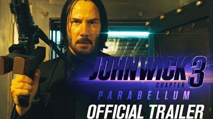 John Wick: Chapter 3 - Parabellum OFFICIAL TRAILER screen capture