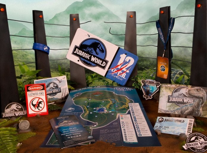 This 'Jurassic Park' Kit Has Everything a Visitor Needs