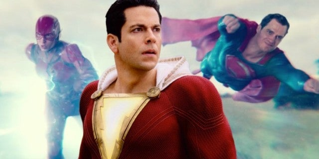 Justice League Shazam ComicBookcom