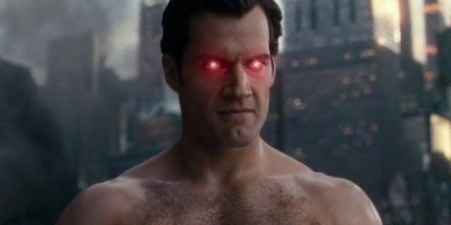 justice league superman fight