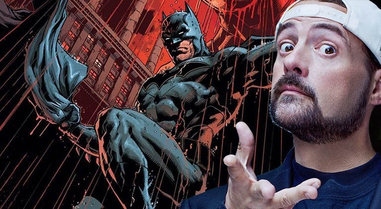 kevin smith detective comics 1000