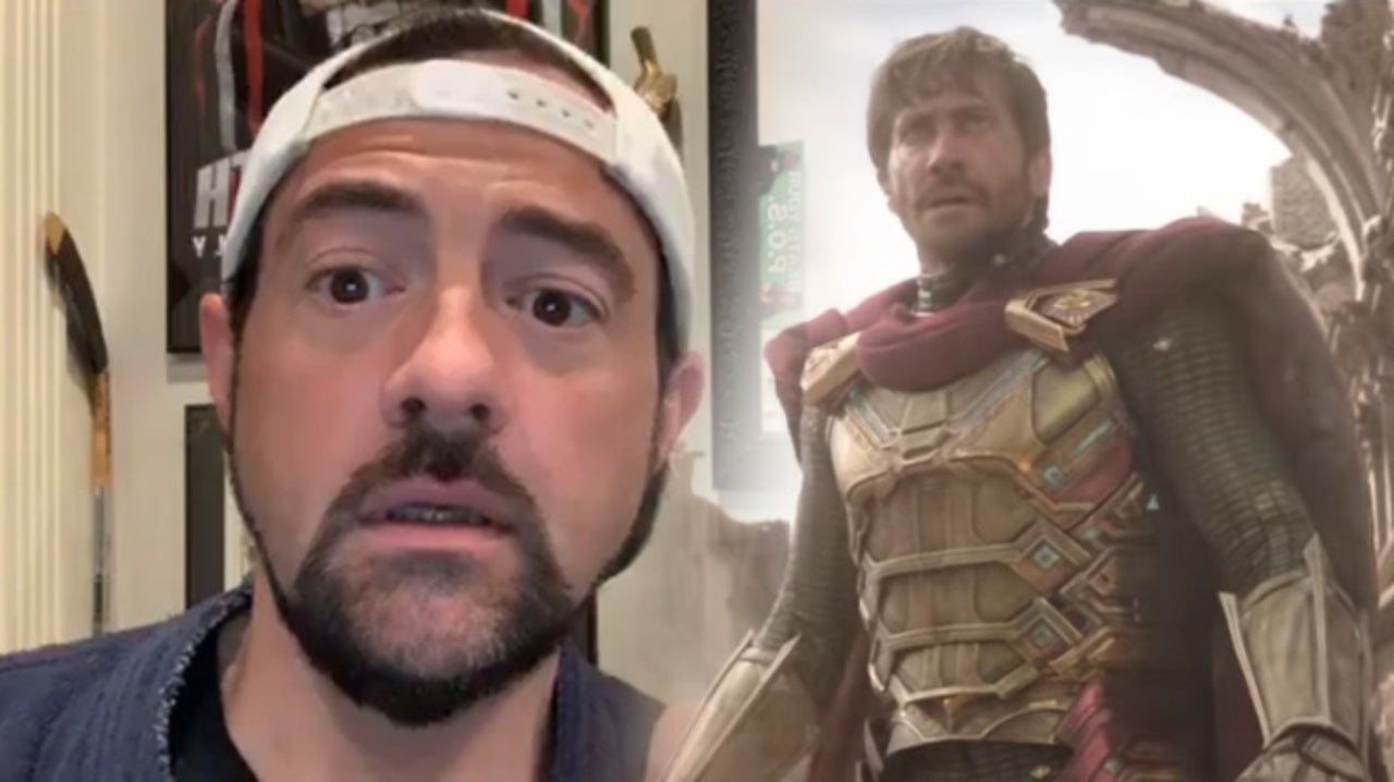 Kevin Smith Reacts To 'Spider-Man: Far From Home' Trailer