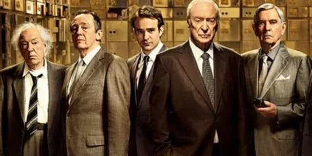 king of thieves movie 2018 charlie cox