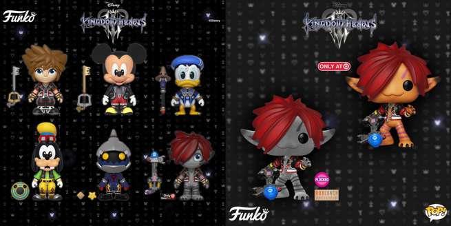 Donald Vinyl Figure Kingdom Hearts 3 Funko 5 Star