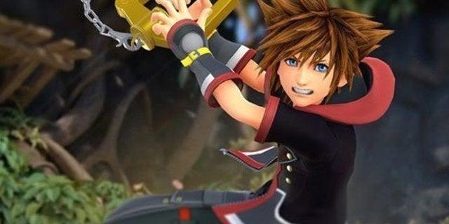 New Kingdom Hearts 3 DLC Trailer Set for Next Week