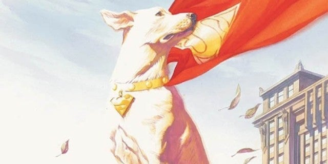 krypto super dog super pets